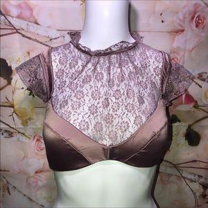 Victoria's Secret lace bra